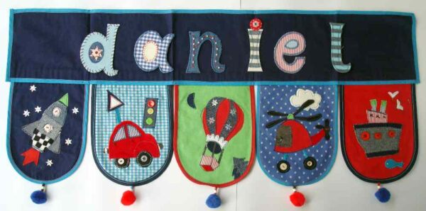 Boy name gift is a personalised gift.