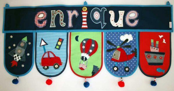 Kinderzimmer Dekoration ist Kinder Namen Geschenk