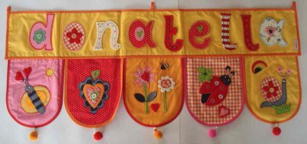 Baby Zimmer Dekoration Geschenk - Baby Name Geschenk zur Dekoration