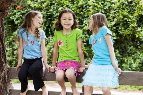 Personalisieren Kinder Kleider Namen Geschenke