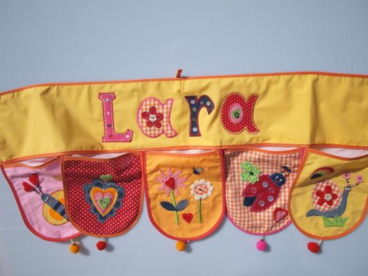 Stoff Buchstaben machen Kinder Namen Geschenke