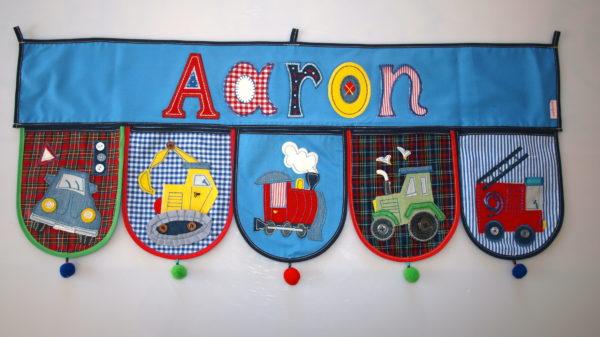 Buegelbare Buchstaben Applikationen Wettbewerb gewinnen - Buegel-Buchstaben Applikationen personalisieren Kinder Geschenke