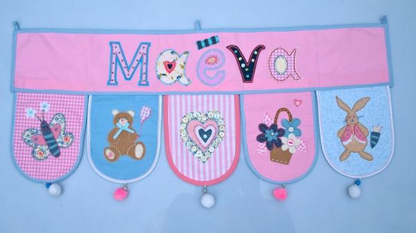 Persönliches Kinder Namen Geschenk Banner gewinnen - Kinder Namen personalisieren Kinder Geschenke