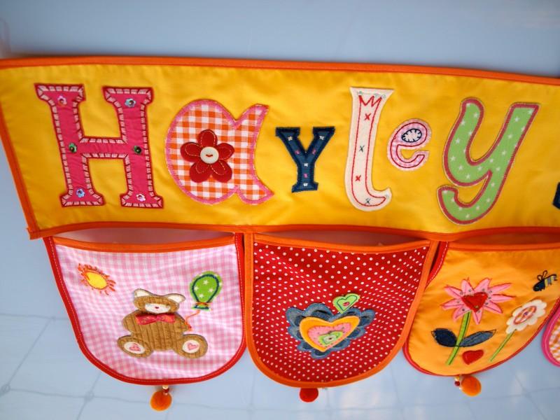 Kinder Geschenk mit Kinder Namen personalisiert