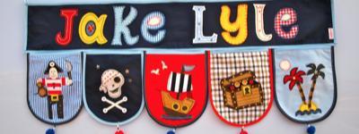 Kinder Zimmer Dekoration Buben Junge Namen Geschenk