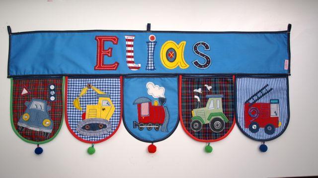 Kinderzimmer Geschenk Dekoration Kinder Namen personalisiert