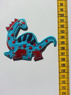 Kinder Dinosaurier Patches Aufbügler